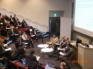 Asia-Pacific Forum 2013(New Zealand)